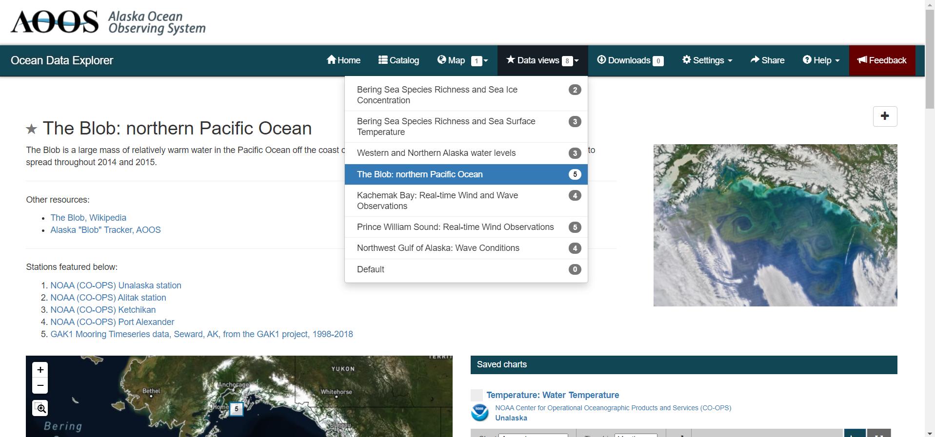 Introduction — Ocean Data Explorer Documentation
